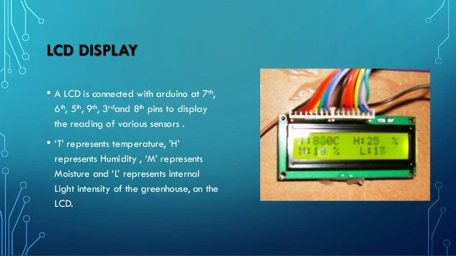 AMBIENT LIGHT SENSOR • A light sensor, as its name suggests, is a device that is used to detect light. • A photocell or ph...