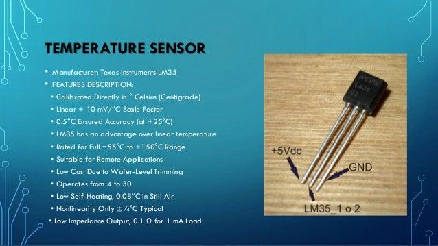 MOISTURE SENSOR • Soil moisture sensor measure the water content in soil. • This basic cheap soil moisture sensor consists...