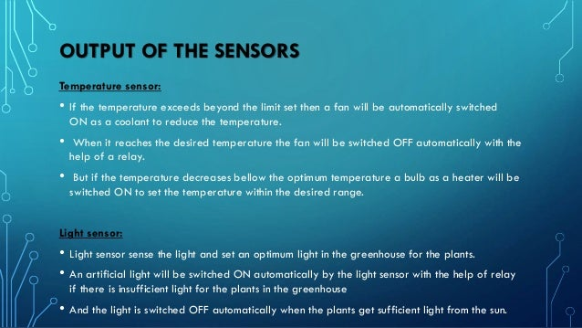 INSTANTANEOUS OUTPUT OF SENSORS DISPLAYED ON A WEBSITE