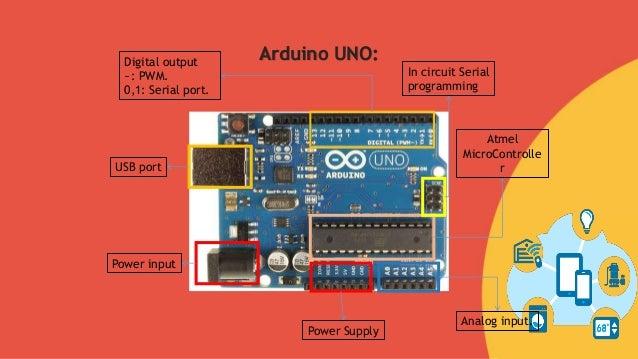 Arduino by yogesh t s