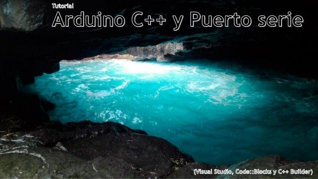 Electrónica PIC Arduino C++ y Puerto serie 2