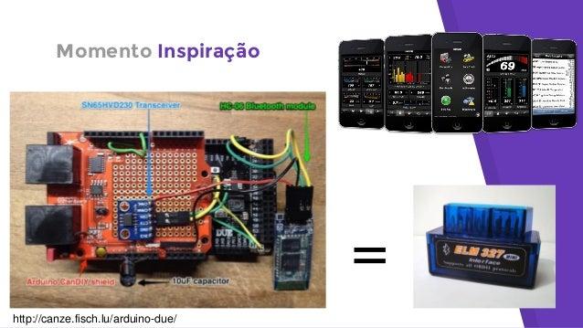Veja como hackear seu carro usando Rede CAN com Arduino Due