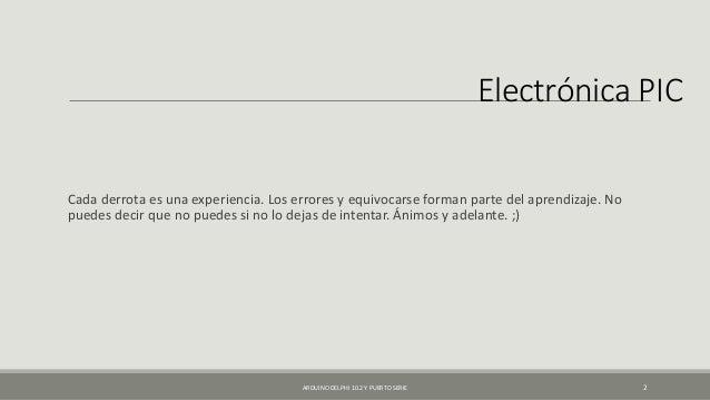 Arduino delphi tokio 10.2 y puerto serie Slide 2