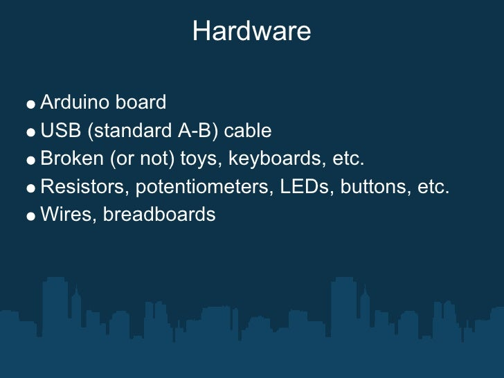 """Program Sketch  Arduino IDE comes with a C/C++ library called """"Wiring"""", which makes input/output operations easier. Progra..."""