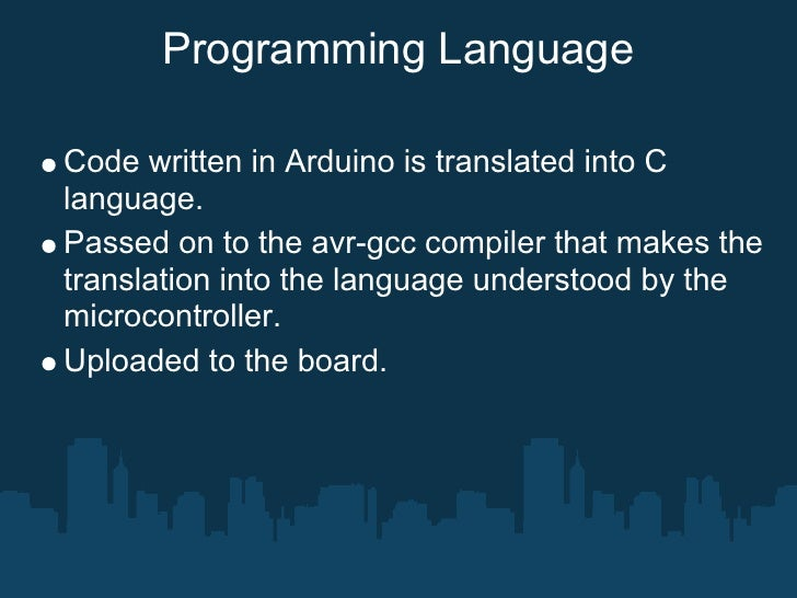 IDE Setup  Download and install Arduino (http://www.arduino. cc/en/Main/Software) and Processing (http://processing. org)....