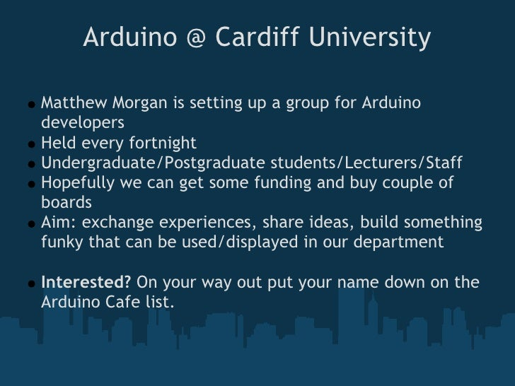 Resources  Forum, tutorials, blog, useful links, software:    http://arduino.cc Shop:    http://www.coolcomponents.co.uk  ...