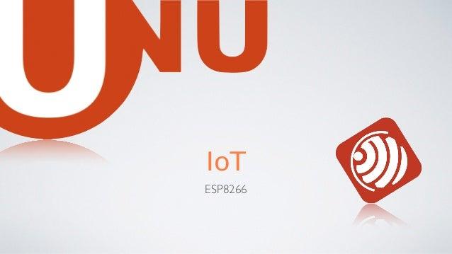 IoT ESP8266