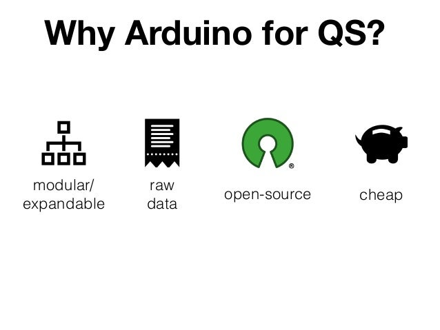 using arduino to create your own self