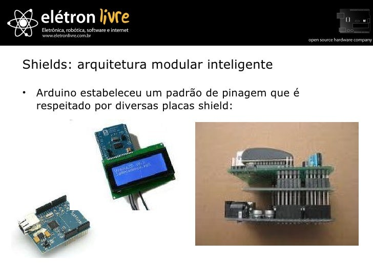 Arduino hack day por vinicius senger