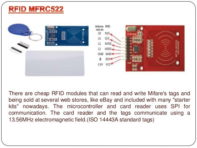 Arduino interface with mysql for storing rfid access details