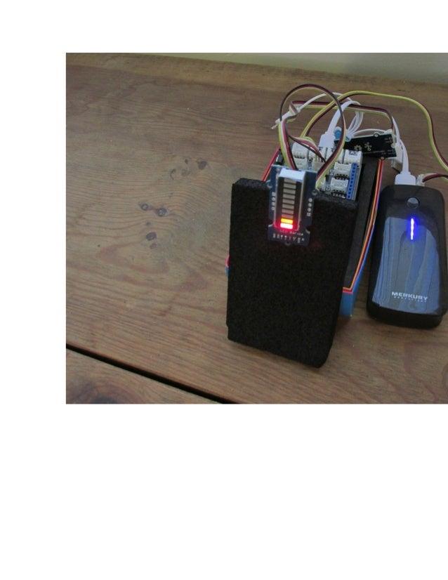 Arduino LightMeter