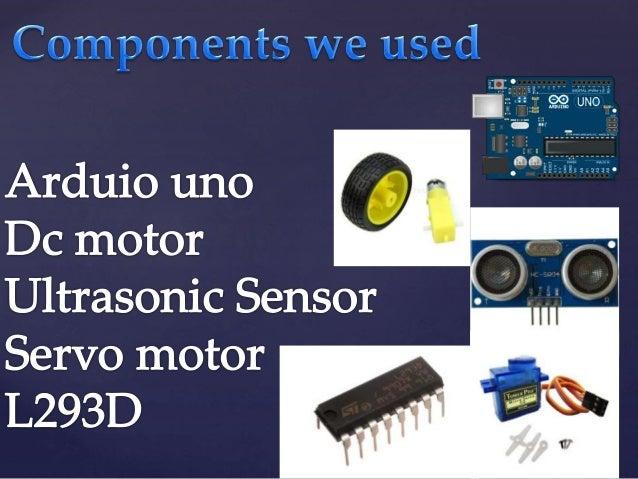 Maze Solving Robot Arduino Program: Autonomous arduino car