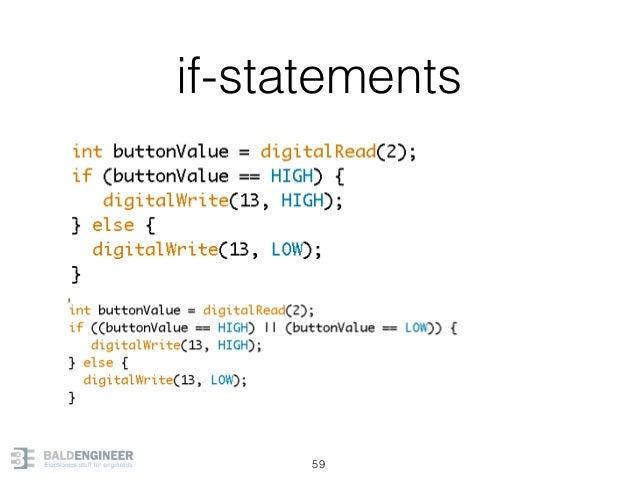 if-statements 59