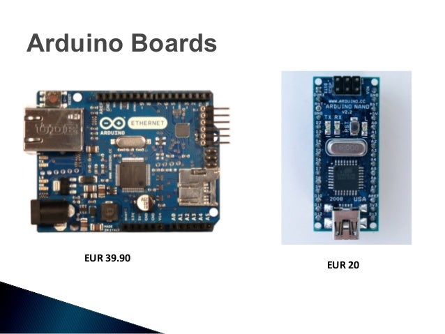 Introduction to arduino raspberry pi