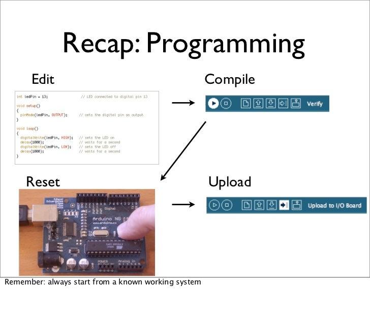 Arduino spooky projects class