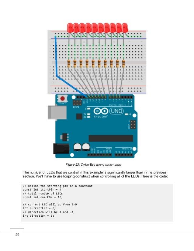 Arduino succinctly