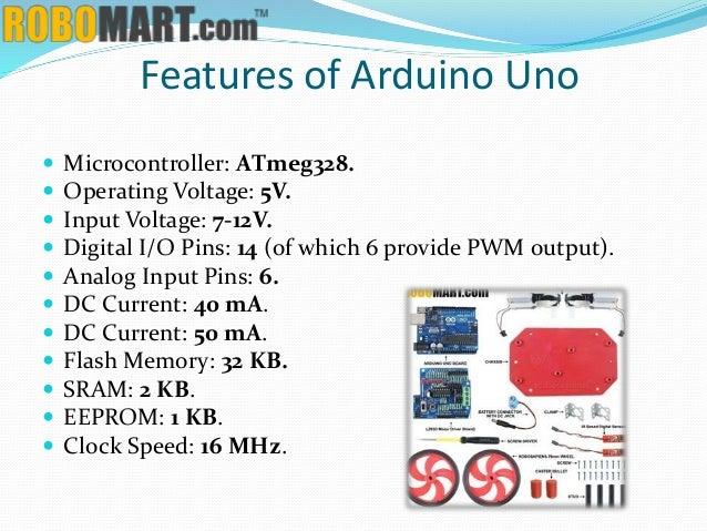 Arduino uno components by robomart