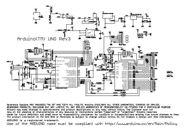 Arduino Uno Schematic rev.3