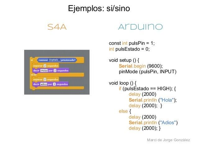 Arduino vs s a