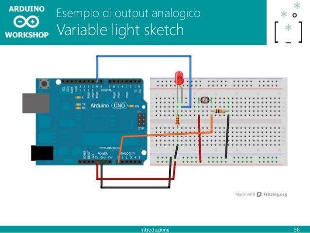 Introduzione a arduino