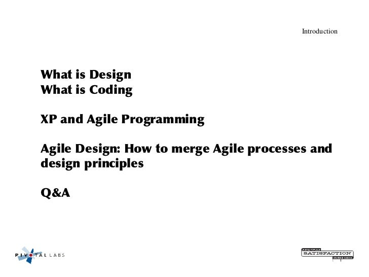 Are Agile Projects Doomed to Half-Baked Design? Slide 2