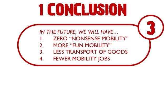 Are You Futureproof? 10 Questions about the Future of Mobility Slide 3