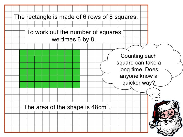 how to find the area given the perimeter