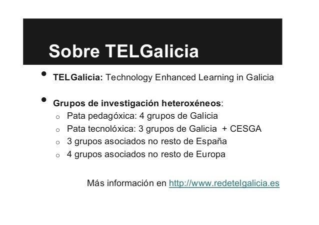 Edu-AREA lanzamento 25 outubro 2013 na E.E. de Teleco en Vigo Slide 2