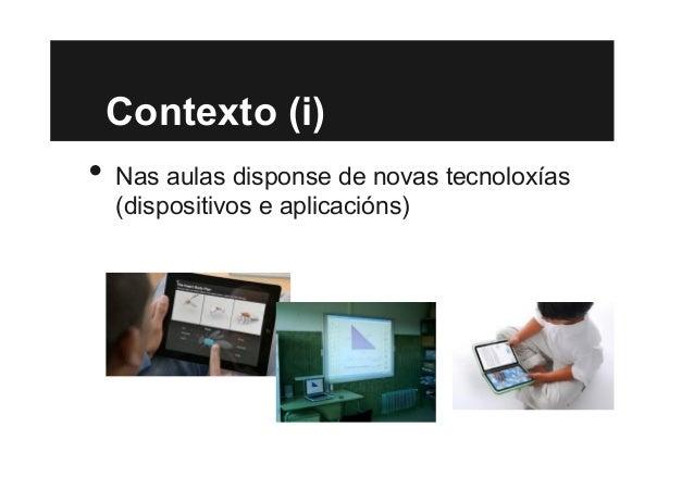Edu-AREA lanzamento 25 outubro 2013 na E.E. de Teleco en Vigo Slide 3