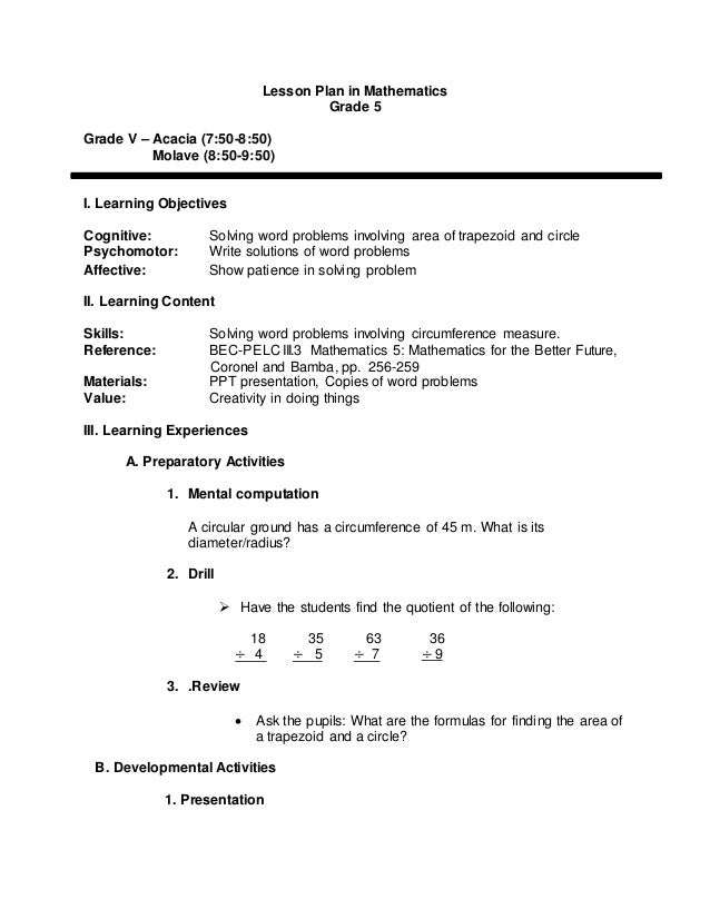 Area of trapezoid and circle problems – Area of Trapezoids Worksheet