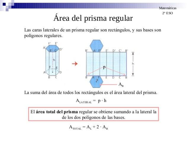 Area De Un Prisma Hexagonal Ejemplo Colección De Ejemplo