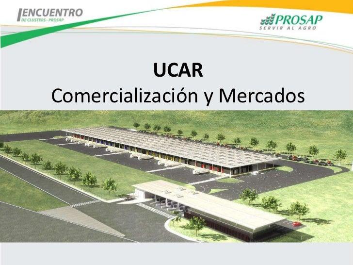 UCARComercialización y Mercados