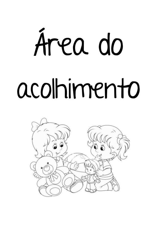 Áreas Jardim de Infância Colorir Slide 2
