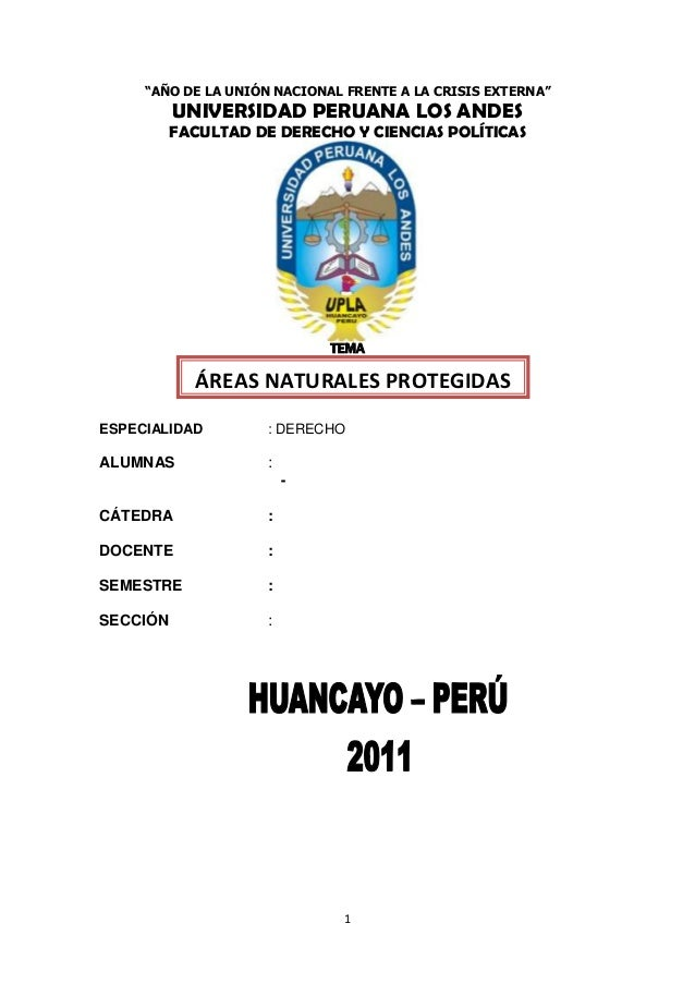 """""""AÑO DE LA UNIÓN NACIONAL FRENTE A LA CRISIS EXTERNA""""          UNIVERSIDAD PERUANA LOS ANDES          FACULTAD DE DERECHO ..."""