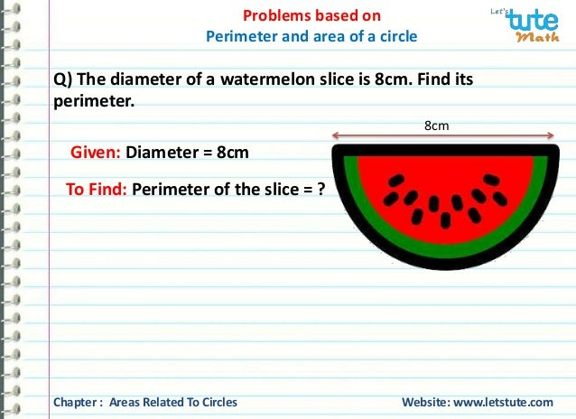 Areas related to circles perimeter and area of a circle for class 1 areas related to circles perimeter and area of a circle for class 10 maths ccuart Images