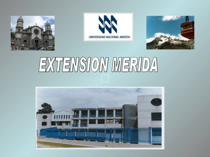 EXTENSION MERIDA