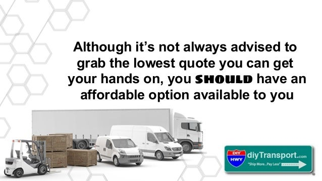Are Auto Transport Quotes Negotiable Unique Auto Transport Quote