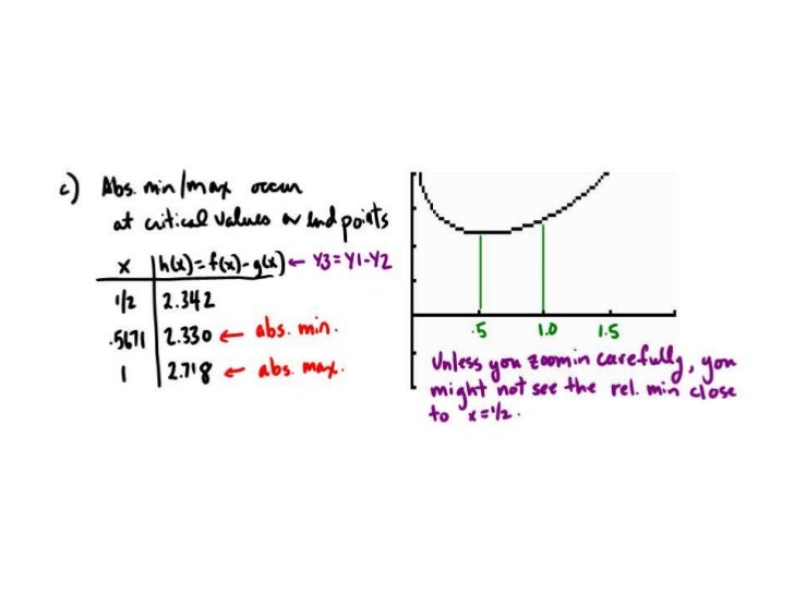 Area & Volume Problem Set