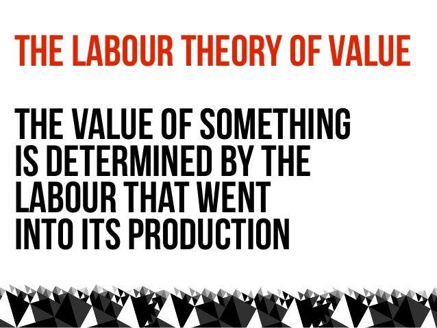 maybe Marxwas halfright...