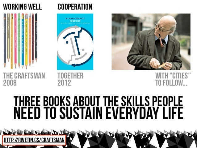 """the latest book, 'together' is aboutcooperation            """"an exchange in            which the            participants   ..."""