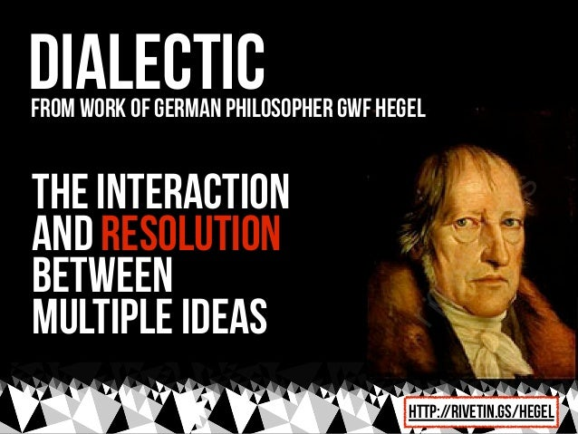 """dialectic""""the verbal play of oppositesshould gradually build up toa synthesis; the aim is to comeeventually to a commonund..."""