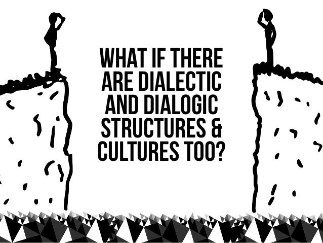 are traditionalmarketingstructureslikely to bemore dialectic?