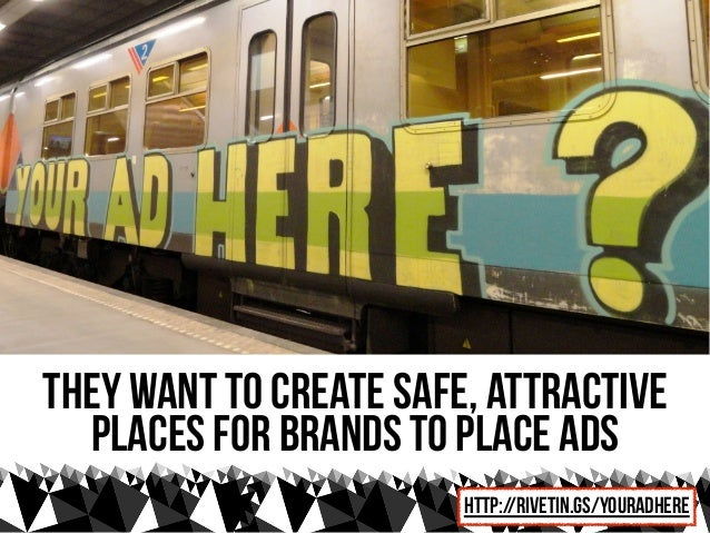 """""""The best minds of my generationare thinking about how to makepeople click ads""""                                    """"      ..."""