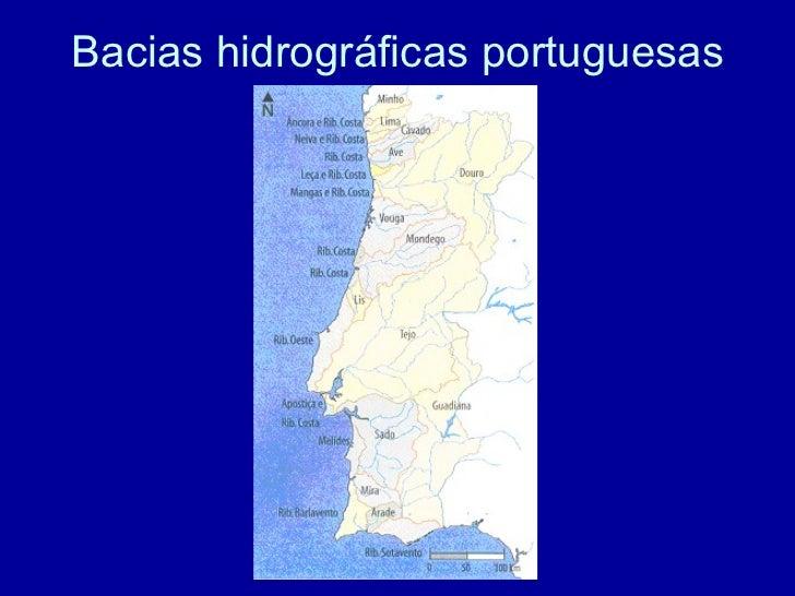 4056c721543 A rede hidrográfica