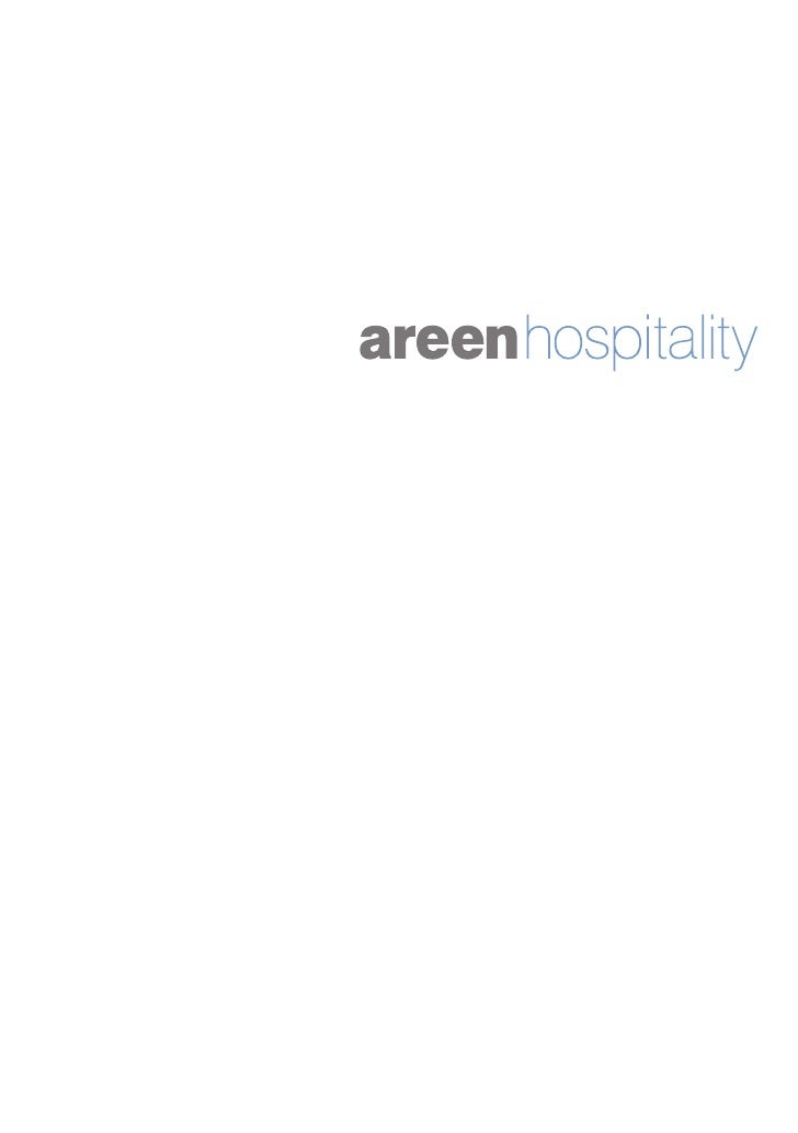 Areen Hospitality Design