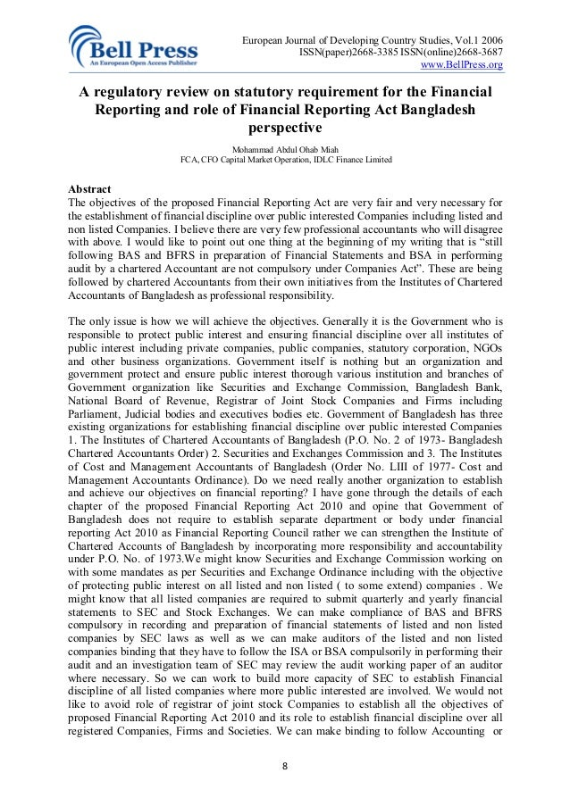European Journal of Developing Country Studies, Vol.1 2006                                                   ISSN(paper)26...