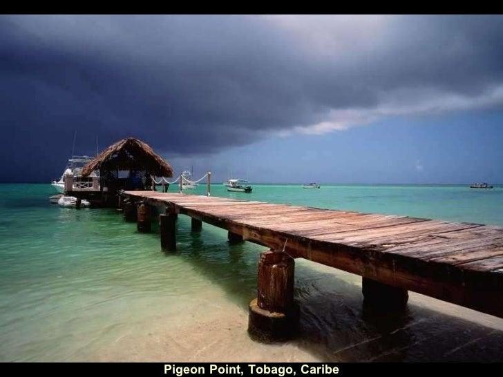 Pigeon Point, Tobago, Caribe