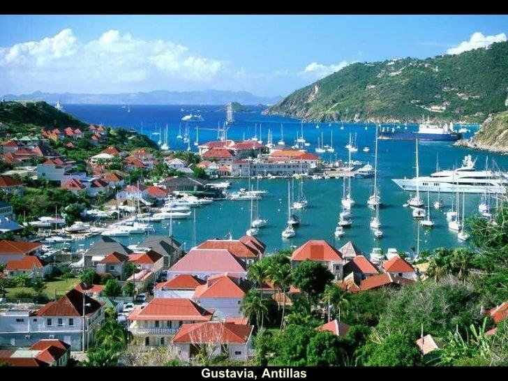 Gustavia, Antillas