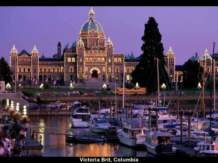 Victoria Brit, Columbia
