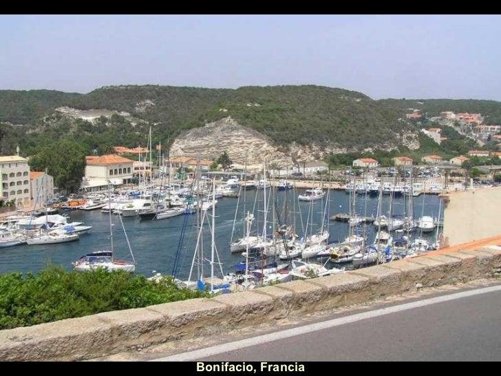 Bonifacio, Francia